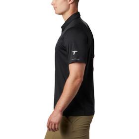 Columbia Irico Polo in maglia Uomo, black